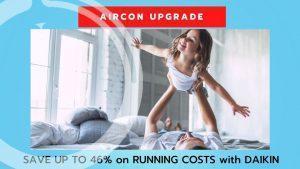 Wahoo Aircon Upgrade